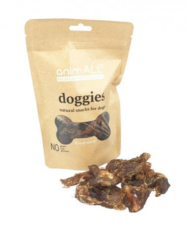 animALL Doggies beef dried meat 80 g