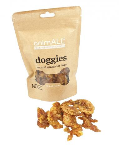 animALL Doggies chicken dried meat 80 g