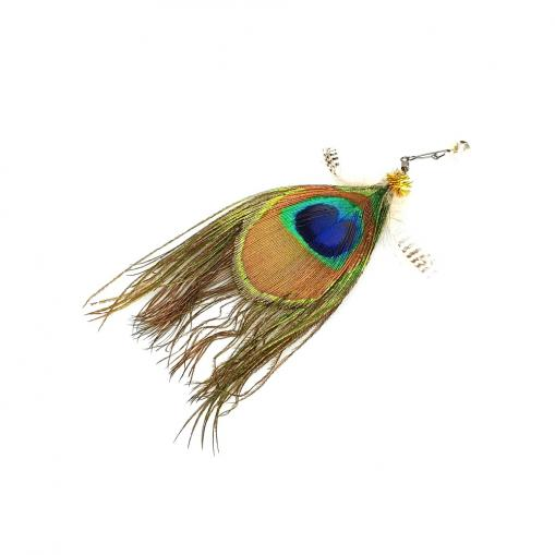 animALL Vábnička Moving target - peacock eye 10-15 cm