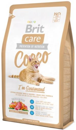 Brit Care Cat Cocco I'm Gourmand