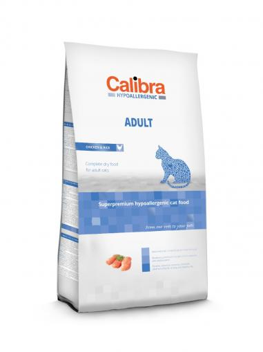 Calibra Cat Adult Chicken & Rice