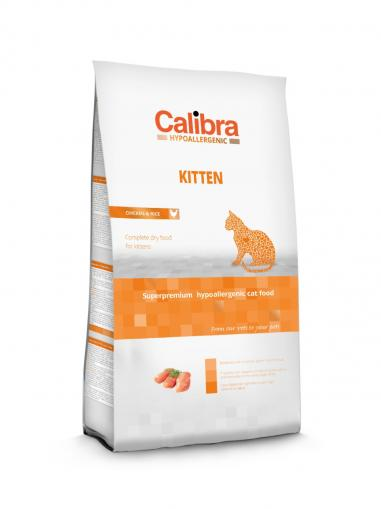Calibra Cat Kitten Chicken & Rice 2 kg