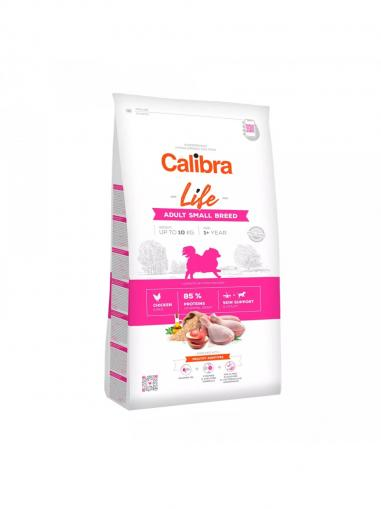 Calibra Dog Life Adult Small Breed Chicken 1.5 kg