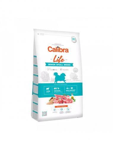 Calibra Dog Life Senior Small Breed Lamb 1.5 kg