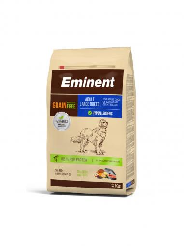 Eminent Grain Free Adult Large Breed 2 kg