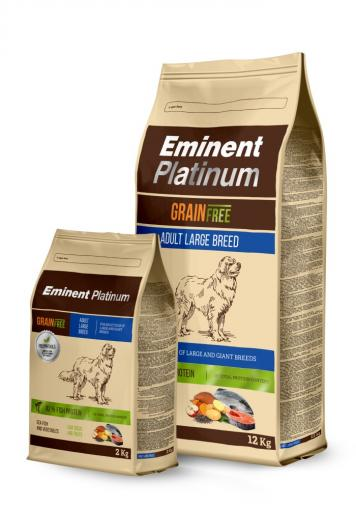 Eminent PLATINUM Adult Large Breed 12 kg + 2 kg ZDARMA
