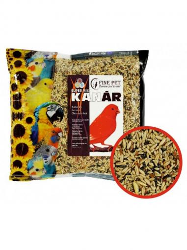 Fine Pet Super Mix Kanár 400 g