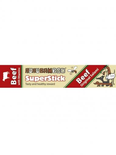 Huhu SuperStick Cat hovězí 12 g