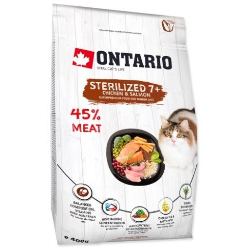 Ontario Cat Sterilised 7+
