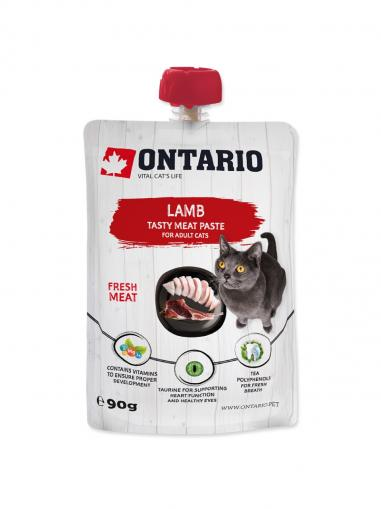Ontario Lamb Fresh Meat Paste 90 g