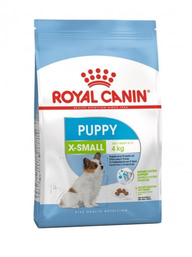 Royal Canin XSMALL Puppy 1.5 kg