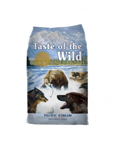 2 x Taste of the Wild Pacific Stream Canine 12.2 kg