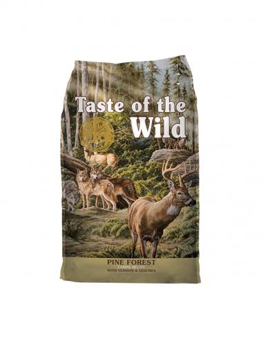 Taste of the Wild Pine Forest Canine 12.2 kg