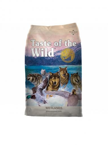 Taste of the Wild Wetlands with Fowl 12.2 kg