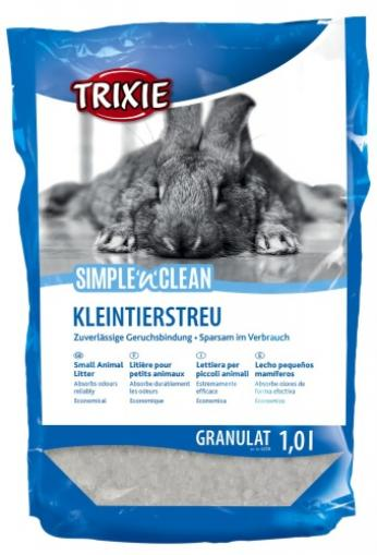 Trixie Simple'n'Clean granulát podestýlka 1 l 400 g