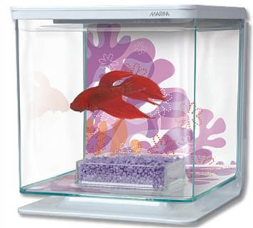 Hagen Akvárium Betta Marina Kit Flower 2 l