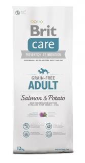 Brit Care Grain-free Adult Salmon & Potato 12 kg