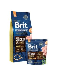 Brit Premium by Nature Junior M 15 kg