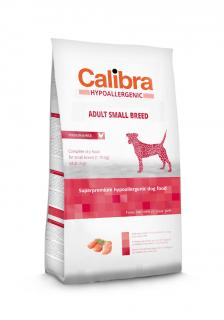 Calibra Dog Adult Small Breed Chicken & Rice 7 kg + 2 kg ZDARMA