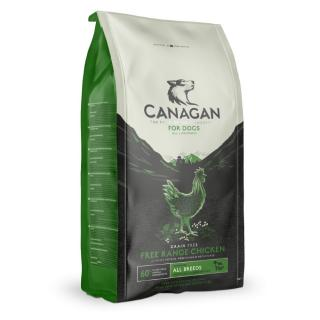 Canagan Dog Free Range Chicken 2 kg