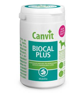Canvit Biocal Plus tablety 1000 g