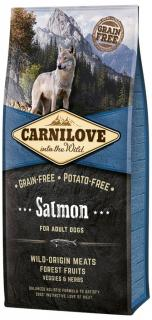 Carnilove Salmon for Adult Dogs 12 kg