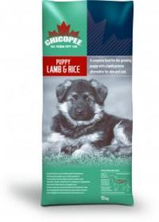 Chicopee Puppy Lamb Rice 15 kg
