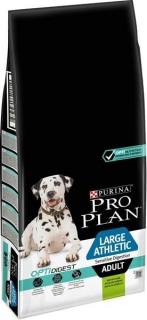 Pro Plan Dog Large Adult Athletic OptiDigest Lamb 14 kg