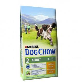 Purina Dog Chow Adult Chicken 14+2,5 kg