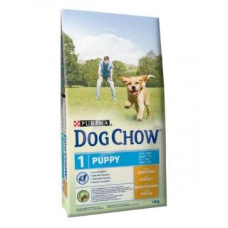 Purina Dog Chow Puppy Chicken 14+2.5 kg