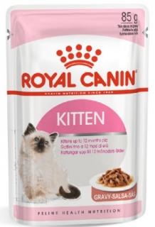 Royal Canin kapsička Kitten Instinctive in Gravy 85 g