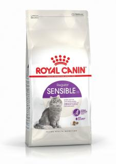 Royal Canin Sensible Cat 2 kg + 400 g ZDARMA