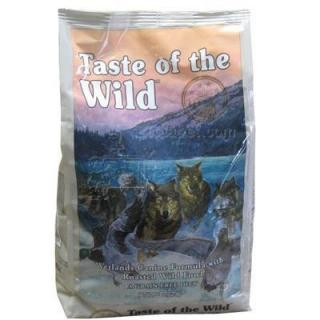 2 x Taste of the Wild Wetlands with Fowl 2 kg